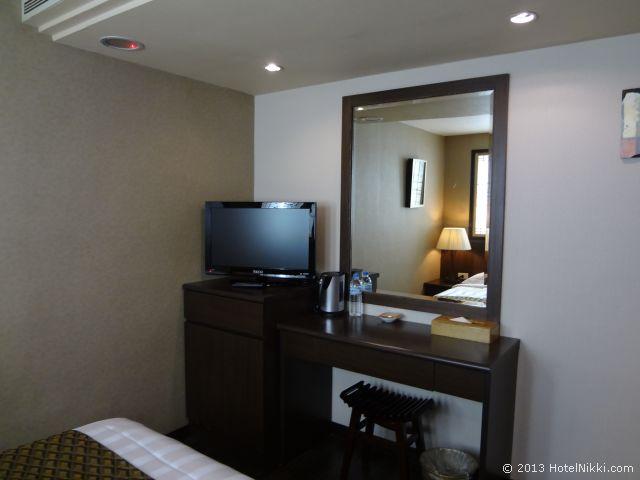 ダーシンホテル 室内