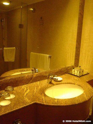 ハーバープラザノースポイント、バスルーム