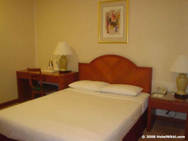アンバサダートランジットホテル シンガポール、ダブルルーム