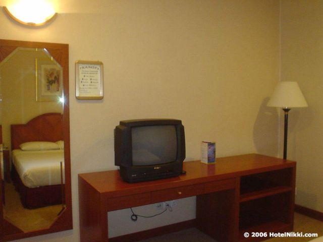 アンバサダートランジットホテル シンガポール、客室
