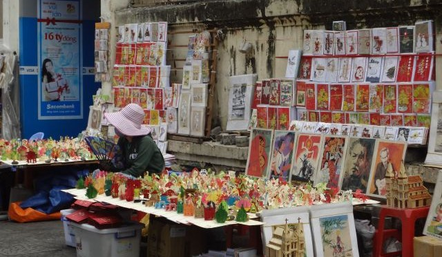 ホーチミンシティー写真旅行記、2013年12月