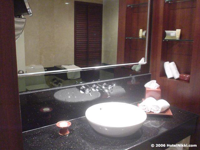 シェラトングランデラグーナプーケット、バスルーム