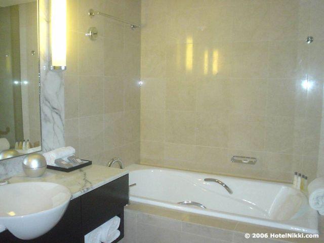 ザ・ウェスティン クアラルンプール バスルーム