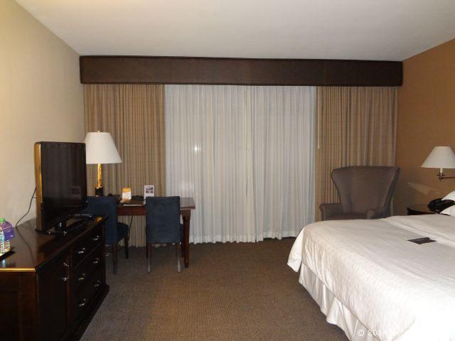 シェラトンパークホテル アナハイムリゾート 客室