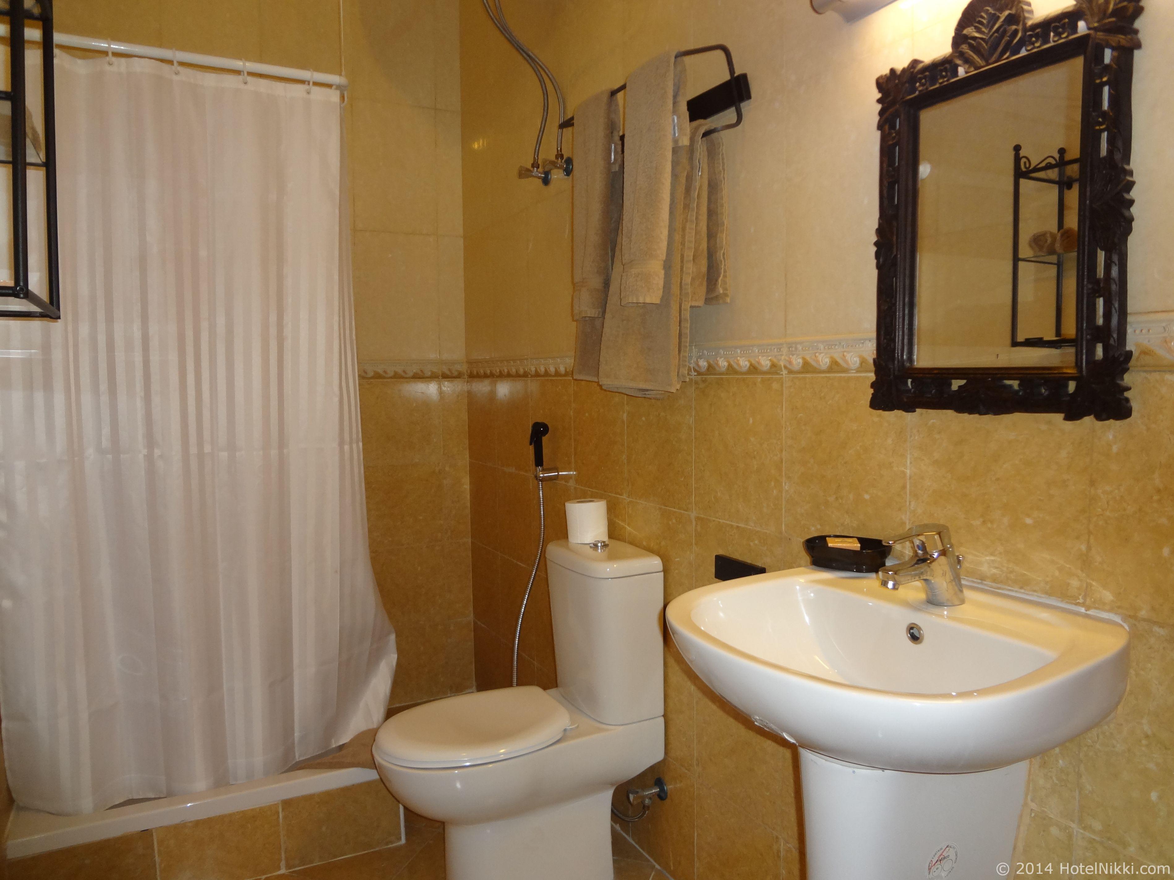Ahmedia Heritage Guest House バスルーム