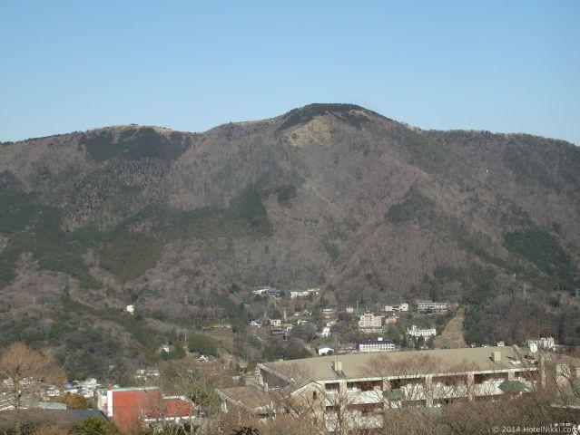 ハイアット リージェンシー 箱根 リゾート&スパ、窓からの眺め