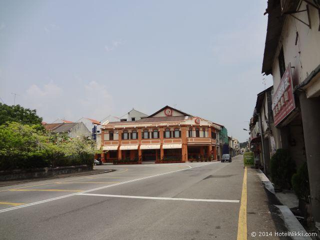 マレーシア・マラッカ、ジョンカー周辺