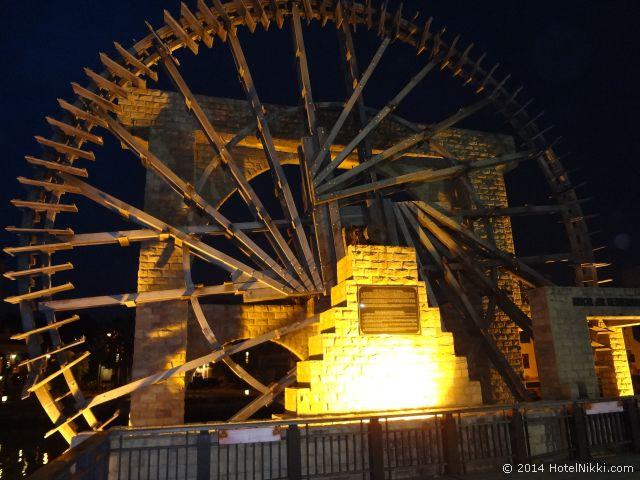 マラッカ写真旅行記2014年3月 リバーサイド