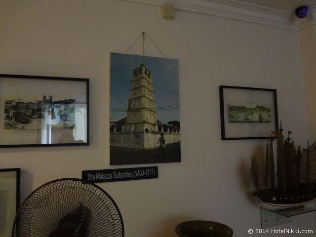 2014年3月、マレーシア・マラッカ写真旅行記 スルタン統治下の歴史