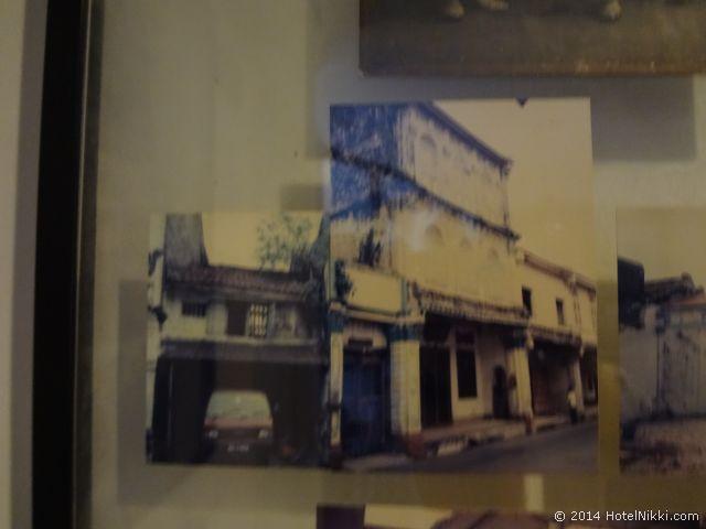 2014年3月、マレーシア・マラッカ写真旅行記 改修前のホテルプリ