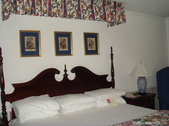 タウン アンド カントリー リゾート ホテル サンディエゴ 客室