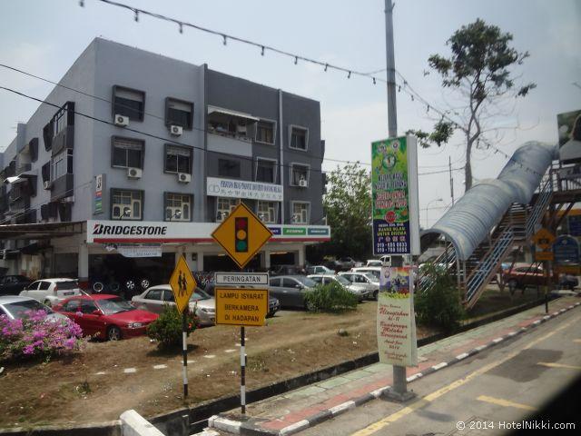 2014年3月、マレーシア・マラッカ写真旅行記 マラッカを出発です