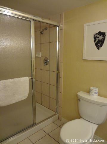 エクスカリバー ラスベガス バスルーム、トイレ