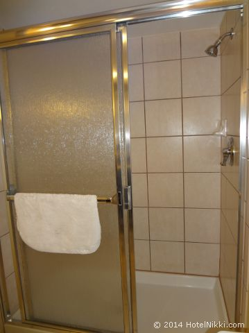 エクスカリバー ラスベガス シャワーのみ