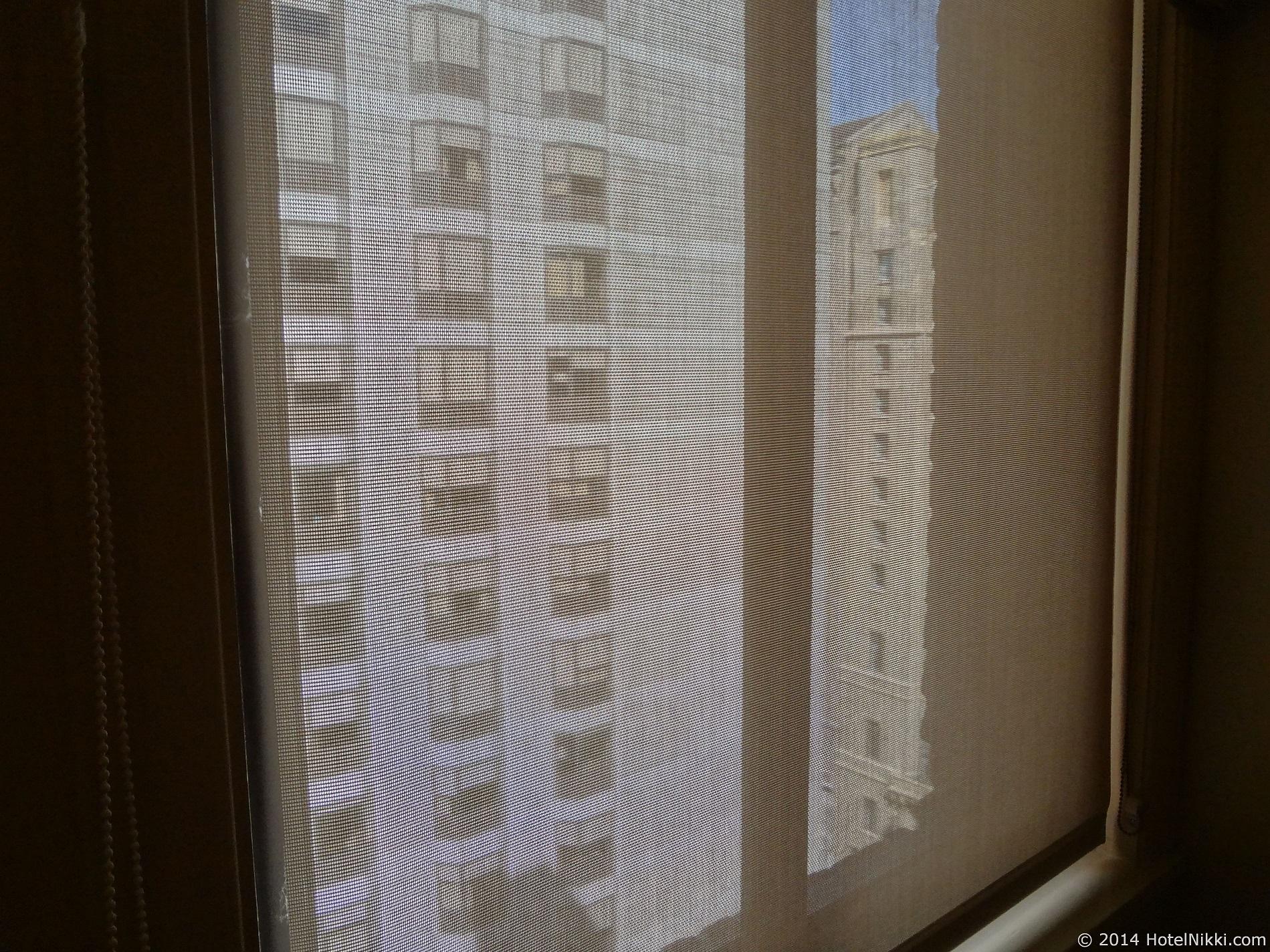 ウェスティン・セント・フランシス 窓からの景色