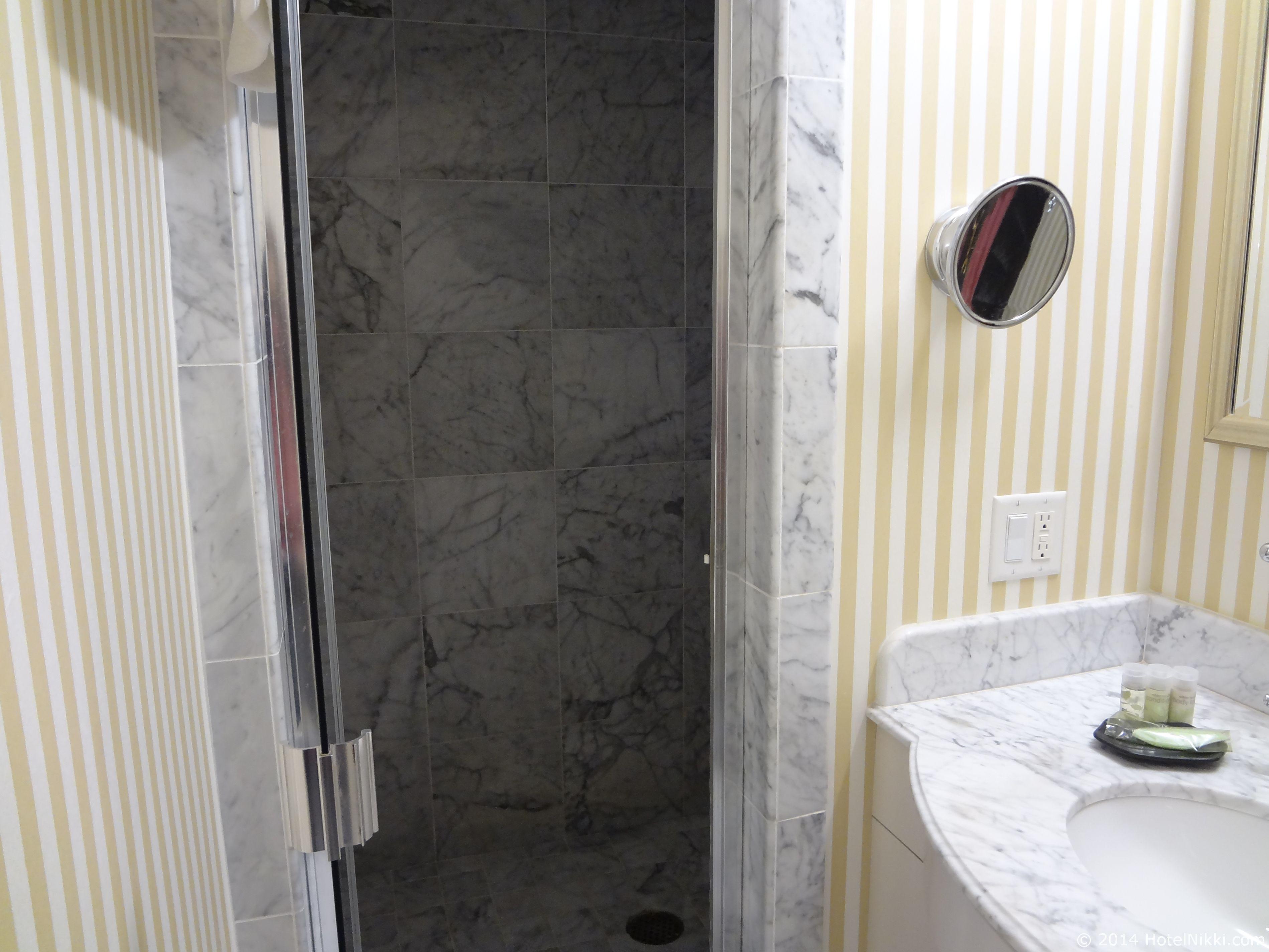 ウェスティン・セント・フランシス バスルーム