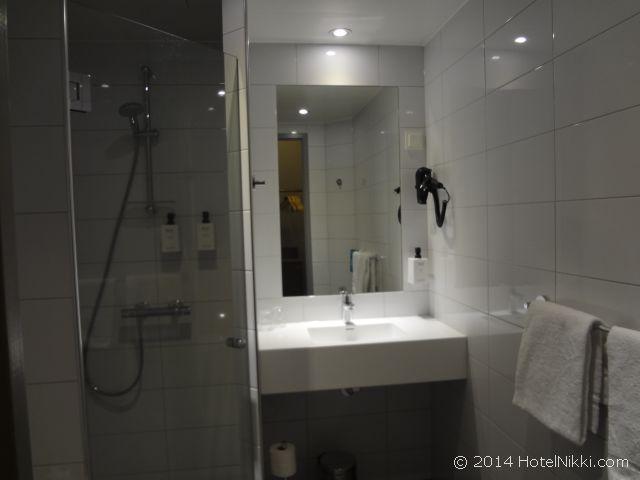 スカンディックホテル・ビポルテン バスルーム