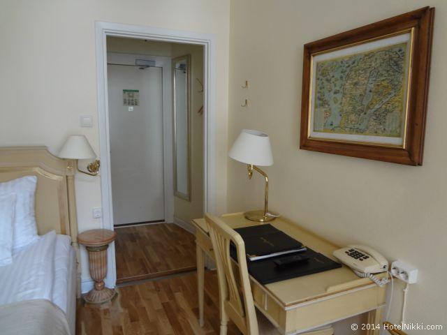 メイフェアーホテル 客室