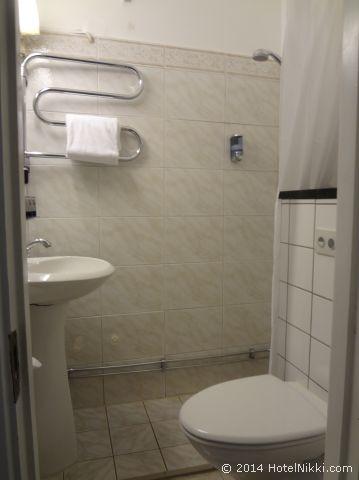 メイフェアーホテル バスルーム