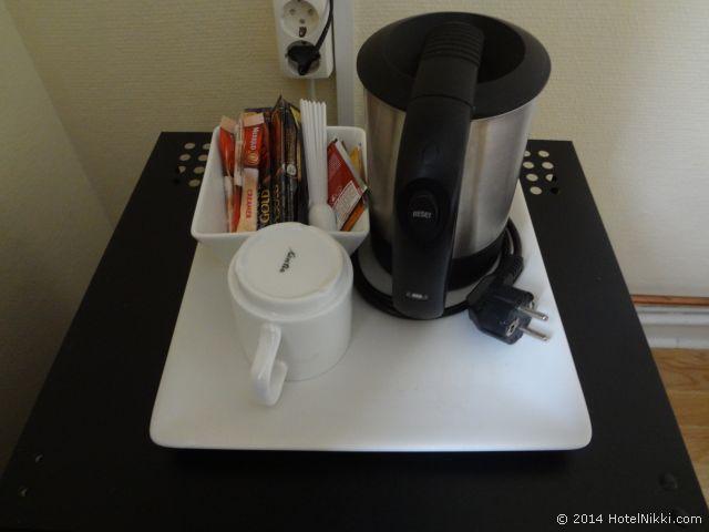 メイフェアーホテル コーヒーセット