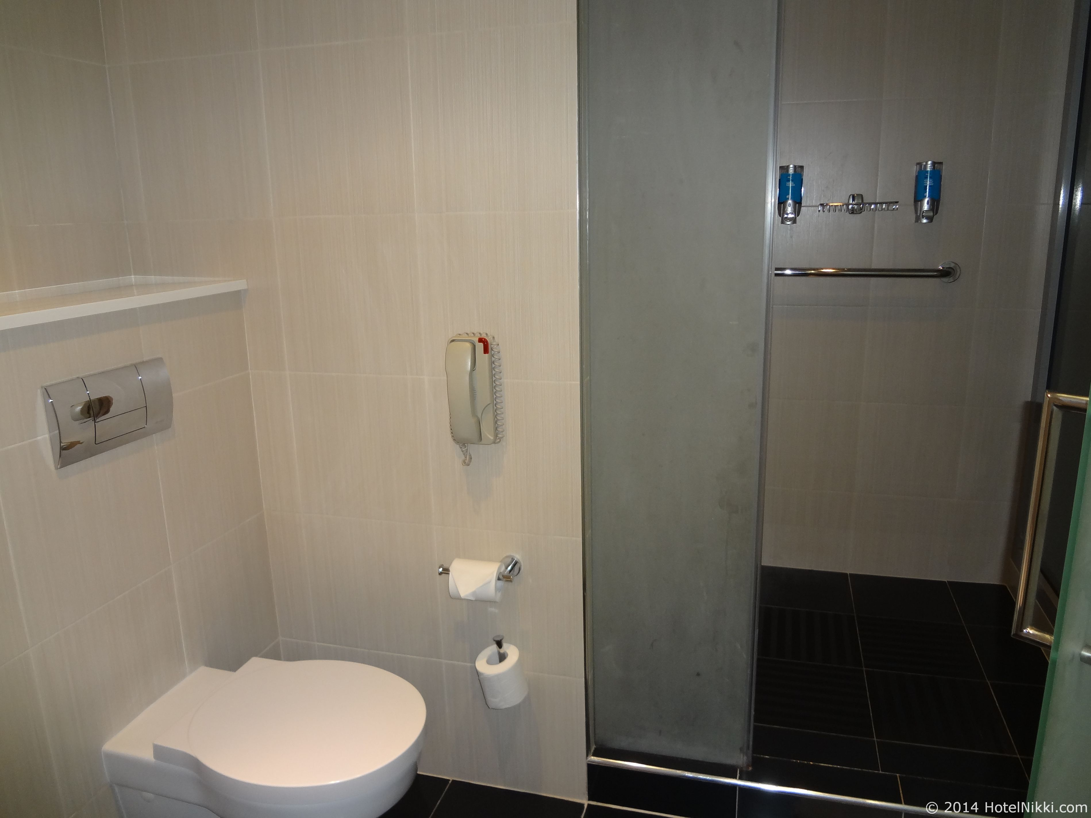 アロフトアブダビ バスルーム