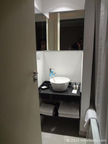 ユニーク パラシオ サン テルモ ホテル ブエノスアイレス、バスルーム