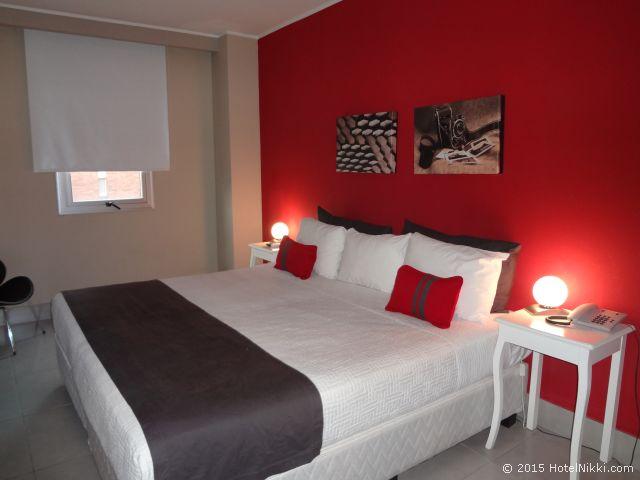 ユニーク パラシオ サン テルモ ホテル ブエノスアイレス、スタンダードダブルルーム