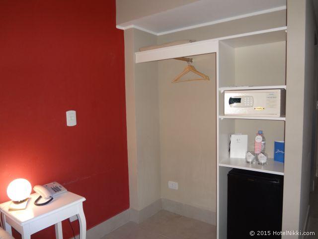 ユニーク パラシオ サン テルモ ホテル ブエノスアイレス、クローゼット・金庫・冷蔵庫