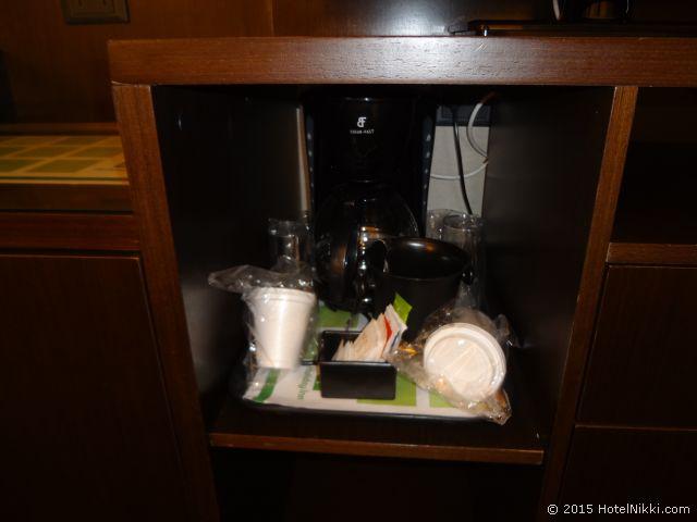 ホリデイ・イン ブエノスアイレス エセイサ エアポート、コーヒー・お茶セット