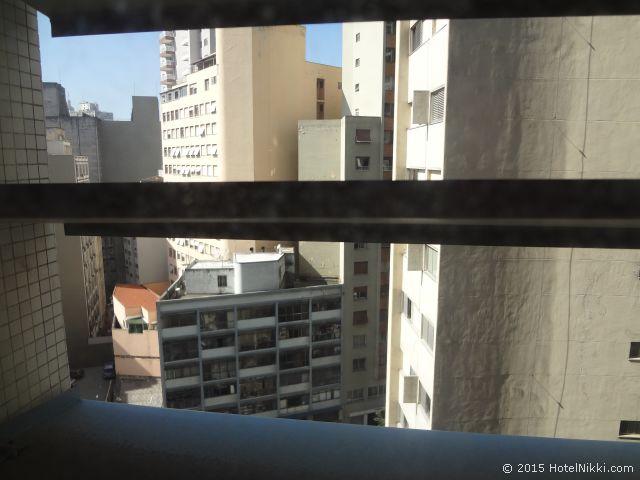 ノボテル ジャラグア サンパウロ コンベンション ホテル、窓からの景色