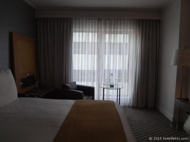 ラディソン ブル ガウトレイン ホテル サントン ヨハネスブルグ、客室