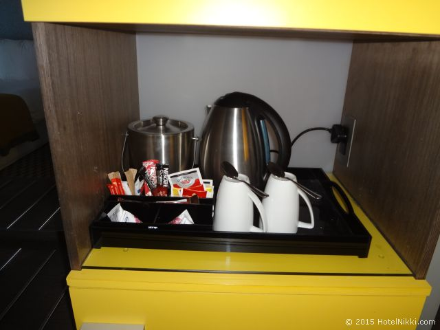 ラディソン ブル ガウトレイン ホテル サントン ヨハネスブルグ、コーヒー・お茶セット