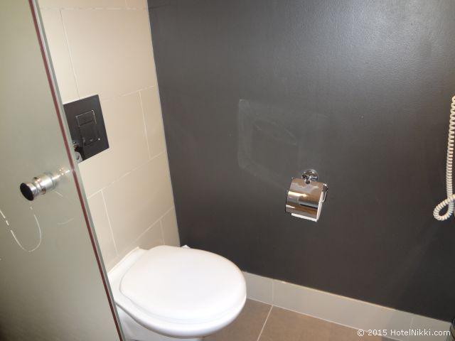 ラディソン ブル ガウトレイン ホテル サントン ヨハネスブルグ、トイレ