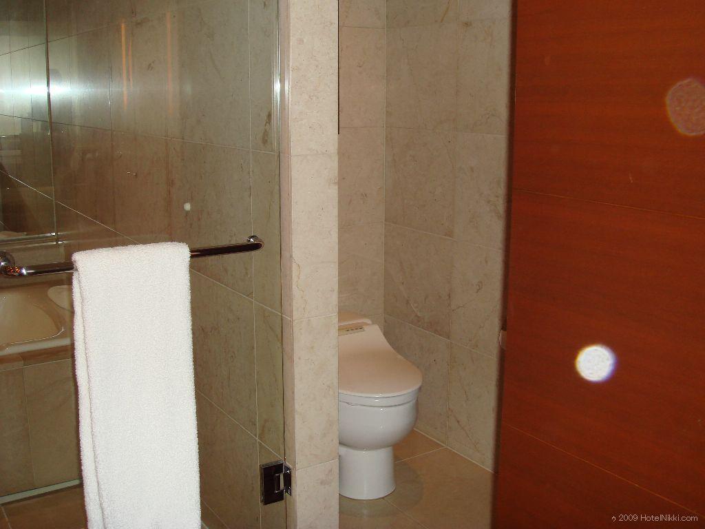 グランドハイアット東京 トイレ
