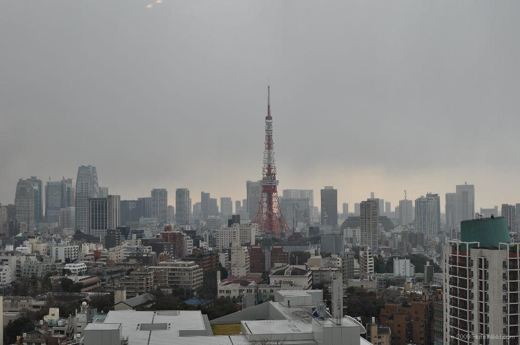 グランドハイアット東京 眺め