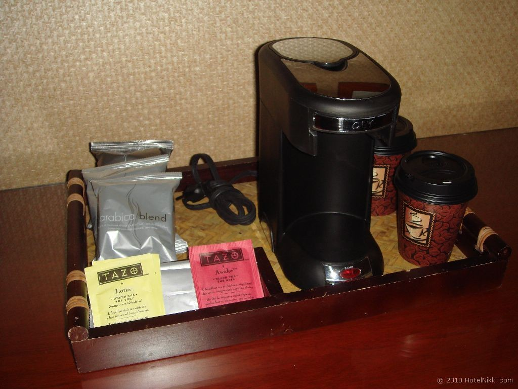 ハイアットリージェンシーワイキキビーチリゾート&スパ コーヒーセット