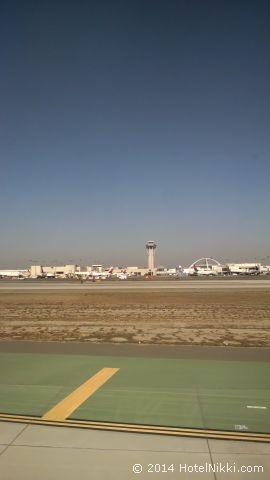 ワシントンDCダレス国際空港 2014年11月