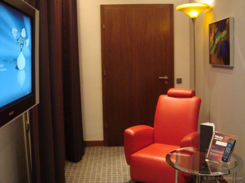 ル・メリディアン・バルセロナ 客室
