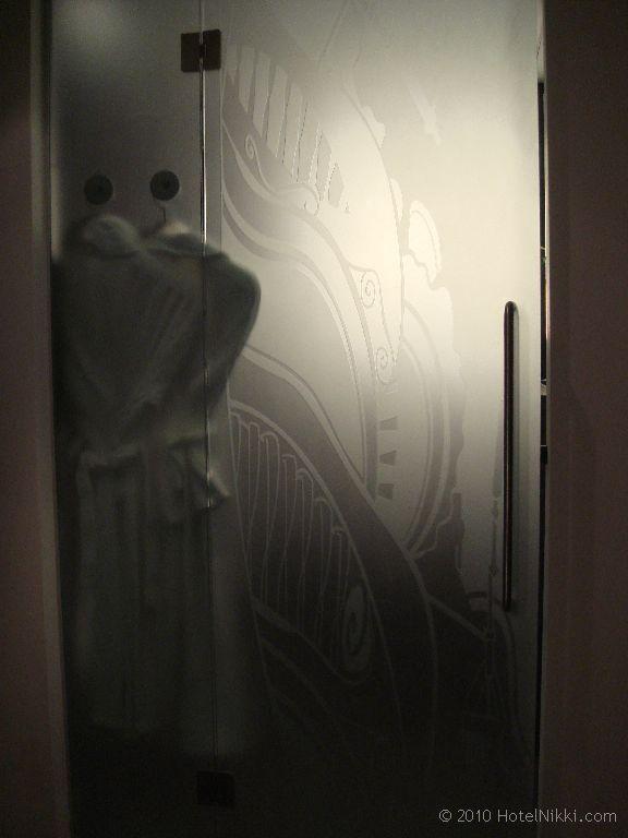 ル・メリディアン・バルセロナ バスルーム