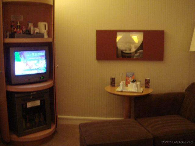 シェラトン パリ エアポート ホテル&コンファレンスセンター 客室
