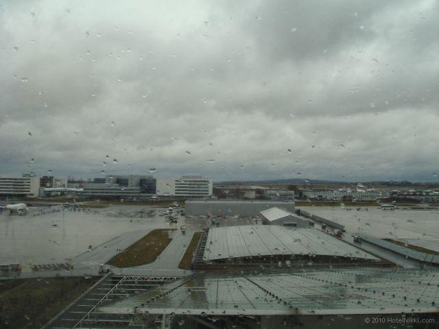 シェラトン パリ エアポート ホテル&コンファレンスセンター 窓からの景色
