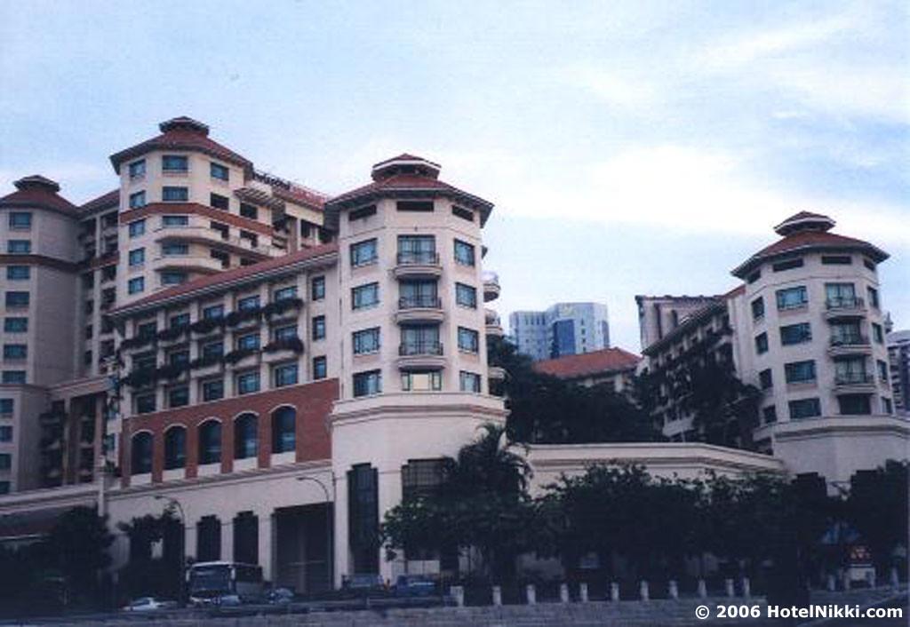 スウィソテルマーチャントコートシンガポール