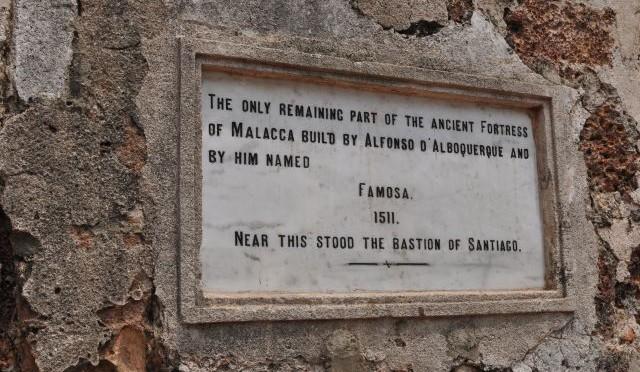 マラッカ写真旅行記2014年3月、世界遺産の街