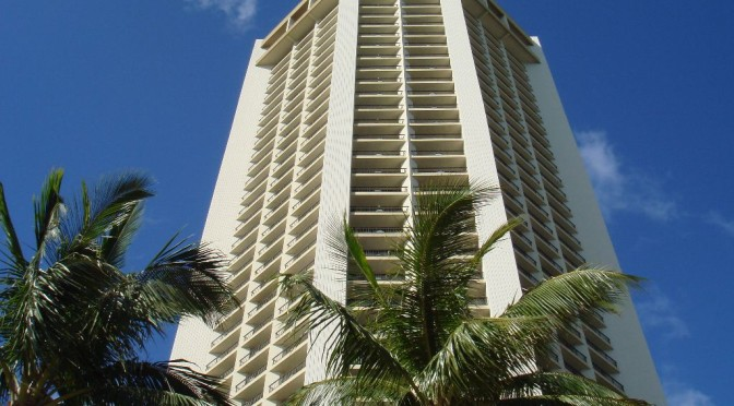 スパ体験記 – Hyatt Regency Waikiki Beach Resort & Spa