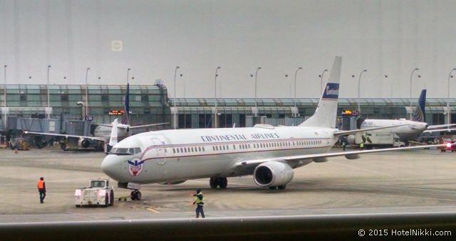 今日のフライト ユナイテッド航空 LAX – ORD往復 ファーストクラス搭乗記